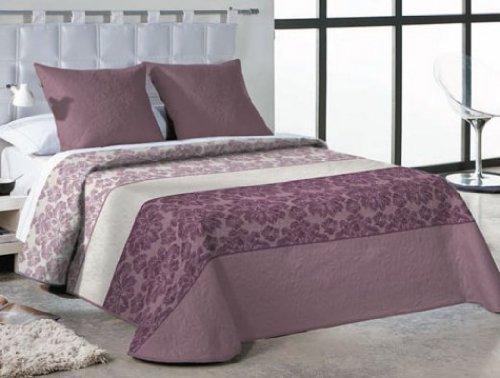 Fundeco -Colcha bouti ica color único cama de 150