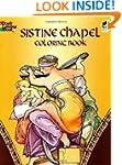Sistine Chapel Coloring Book