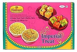 Haldiram Imperial Treat - Festive Assortment, 750g Carton
