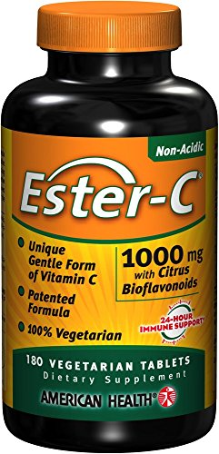 Ester-C 1000 mg with Citrus Bioflavonoids American Health Products 180 VegTab