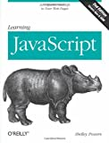 Learning JavaScript, 2nd Edition (0596521871) by Powers, Shelley