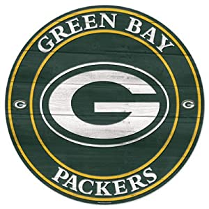 "Green Bay Packers 20""x20"" Wood Sign by Wincraft"