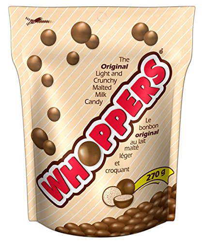 Whoppers The Original Malted Milk Balls, 270 Gram