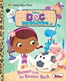 Boomer Gets His Bounce Back (Disney Junior: Doc McStuffins) (Little Golden Book)
