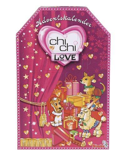 Imagen principal de Simba 105895650 Chichi Love Beach - Calendario de Adviento con 3 figuritas, joyas y otras sorpresas [Importado de Alemania]