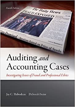 the problems of accounting fraud to Accounting fraud and, thus, can impede external investigations and  ( describing different mechanisms for preventing corporate fraud and finding  problems.