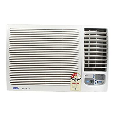 Carrier Estrella Window AC (1.5 Ton, 3 Star Rating, White)
