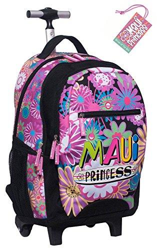 Maui & Sons - TROLLEY MULTIT. FLOWERS - 339-82074