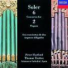Seis Conciertos Para Dos Organ