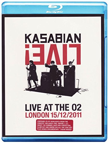 Kasabian - Live at the 02 - London 15/12/2011