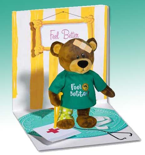Brownie The Feel Better Bear 15