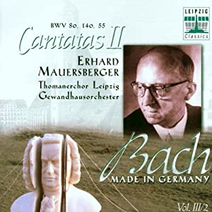 Bach - Made in Germany Vol. III/2 (Kantaten)