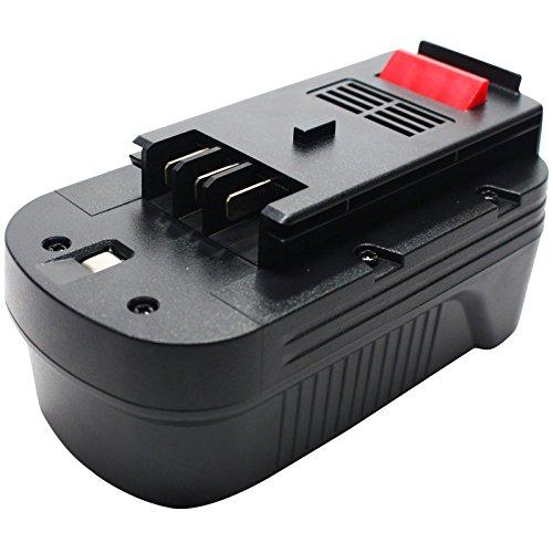Black & Decker HPB18 18-Volt Slide-Pack Battery (Black In Decker compare prices)