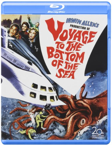 Voyage to the Bottom of the Sea Blu-ray