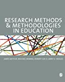 img - for Research Methods and Methodologies in Education book / textbook / text book
