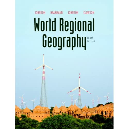 Editors' note.(Editorial): An article from: The Geographical Review Douglas L. Johnson and Viola Haarmann