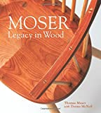 img - for Moser: Legacy in Wood book / textbook / text book