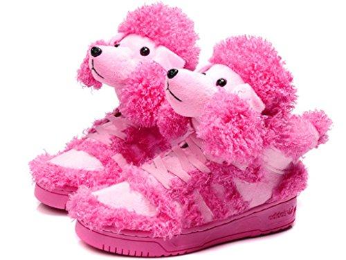 Adidas JS POODLE JEREMY SCOTT Scarpe di Moda Sneaker Unisex
