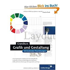 Grundkurs Grafik und Gestaltung auf 300 Seiten lernen