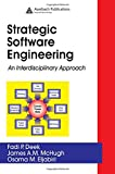 img - for Strategic Software Engineering: An Interdisciplinary Approach book / textbook / text book