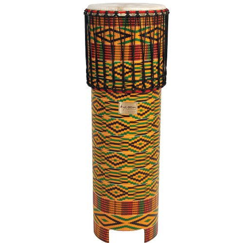 Tycoon Percussion African Wrap Ngoma Drum