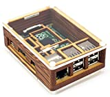 Pibow Timber パイボー ティンバー 木のケース for Raspberry Pi Model B+