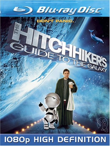 Blu-ray : The Hitchhiker\'s Guide to the Galaxy (Blu-ray)