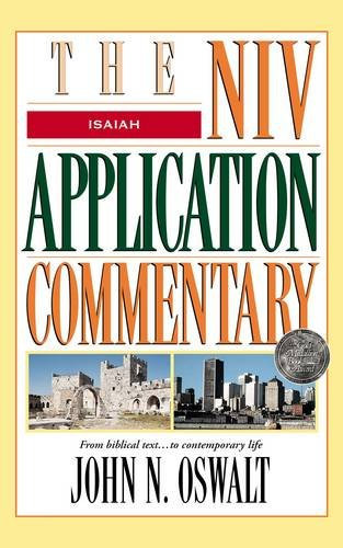 Isaiah: The NIV Application Commentary PDF
