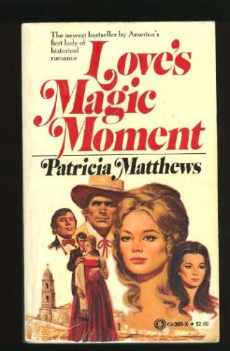 Image for Loves Magic Moment