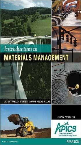 Introduction to Materials Management (Custom Edition for APICS)