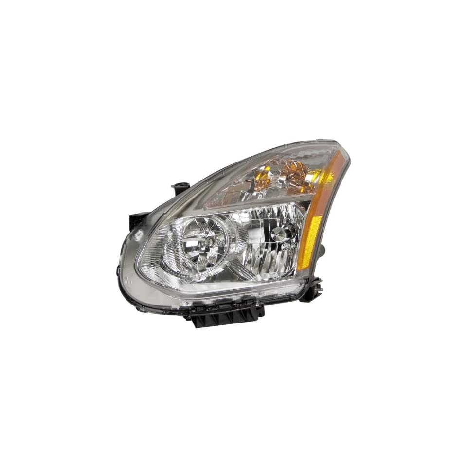 OE Replacement Nissan/Datsun Rogue Driver Side Headlight Assembly Composite (Partslink Number NI2502170)