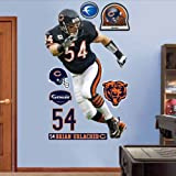 Brian Urlacher Chicago Bears Wall Decal