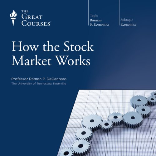 How the Stock Market Works Audiobook | The Great Courses ...