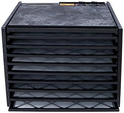 Excalibur Dehydrator 9-Tray Clear Door w/Timer by Excalibur Dehydrators