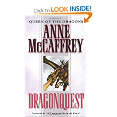 Dragonquest (Dragonriders of Pern #2) by Anne McCaffrey