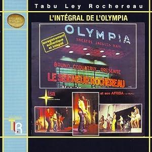 Tabu Ley Rochereau -  A l`Olympia