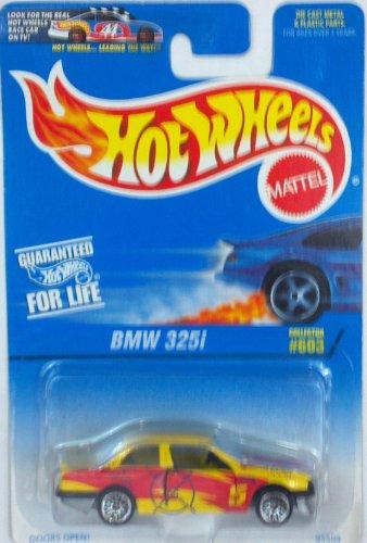 Hot Wheels BMW 325i #603 Year: 1997