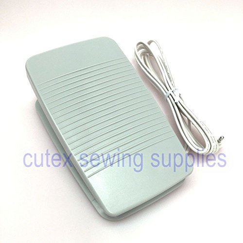 Foot Control Pedal With Cord #XC8816021 For Babylock, Brother Sewing Machines (Sewing Machine Ce1100prw compare prices)
