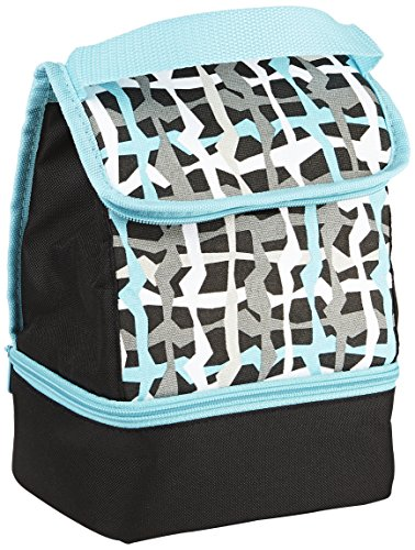 Fit & Fresh Austin Insulated Lunch Bag, Hang Ten Plaid - 1
