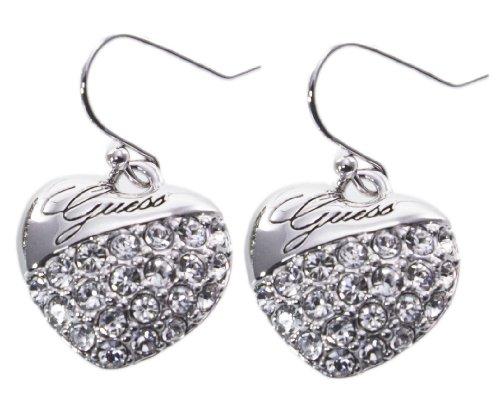 Guess Damen-Ohrhänger Metall Kunststoff UBE71239 thumbnail