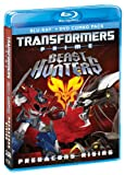 Transformers Prime: Predacons Rising [Blu-ray] [Import]
