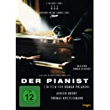 """Der Pianist (Einzel-DVD)von """"Adrien Brody"""""""