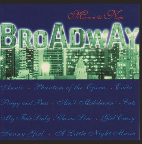 Broadway Music of the Night by Brian Withycombe