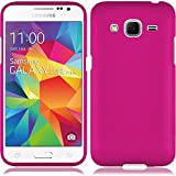 Samsung Galaxy Prevail LTE G360 G360P / Samsung Galaxy Core Prime S820L ( Straight Talk / Boost Mobile / Virgin Mobile / Verizon ) Phone Case Accessory Delicate Pink Hard Snap On Cover with Free Gift Aplus Pouch