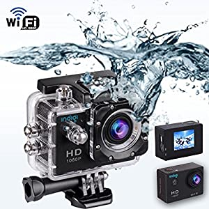 Indigi HD 1080P Sports DV Action Camera Camcorder 1.5