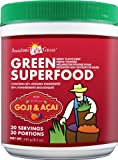 Amazing Grass Berry Flavor Drink Powder-30 Servings, Green SuperFood, 8.5-Ounce Container