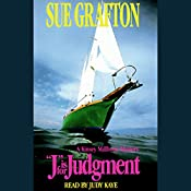 J Is for Judgment | Sue Grafton