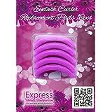 10pcs Express Beauty Boutique Eyelash Curler Refill Replacement Pads