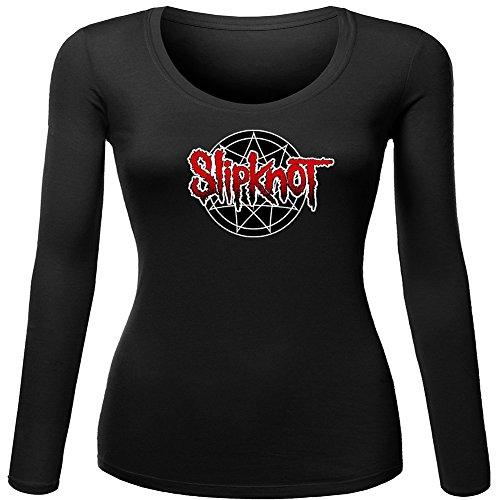 Slipknot Shattered For Ladies Womens Long Sleeves Outlet