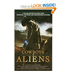 Cowboys &amp; Aliens by Joan D. Vinge